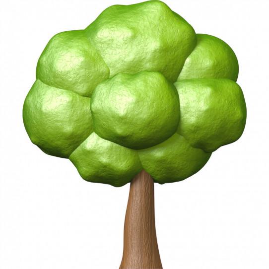 Stickers effet 3D- L'arbre 5
