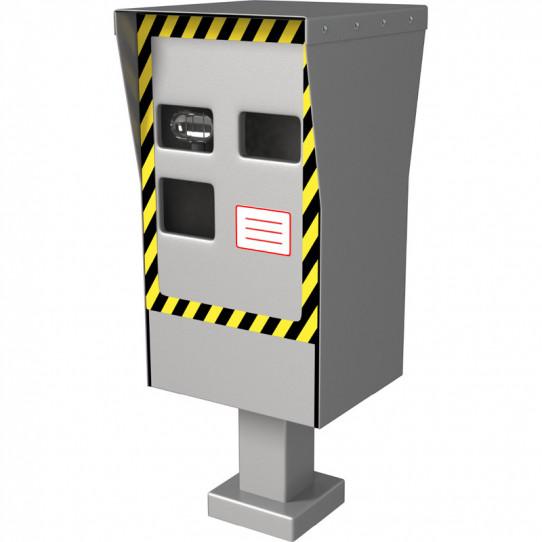 Stickers effet 3D - Radar