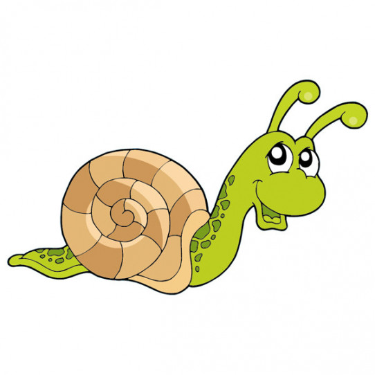 Stickers Escargot