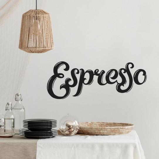 Stickers espresso