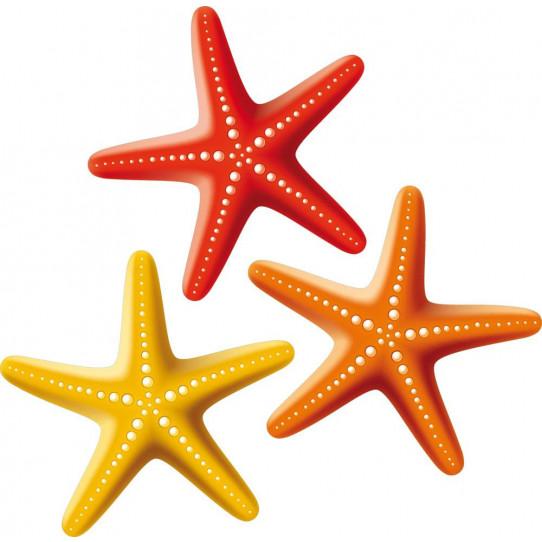 Stickers étoiles de mer