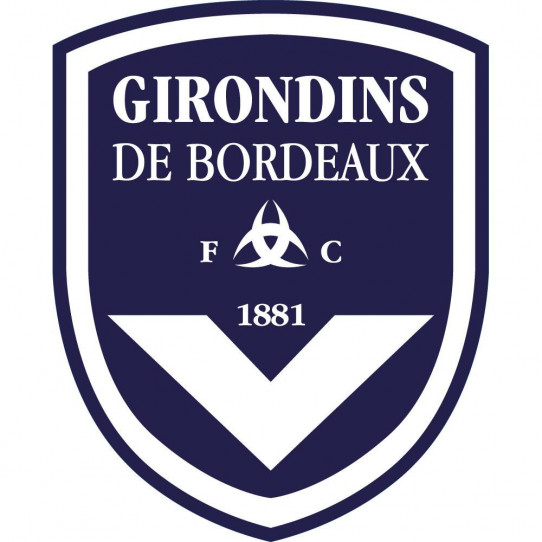 Stickers FC GIRONDINS DE BORDEAUX