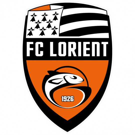Stickers FC LORIENT