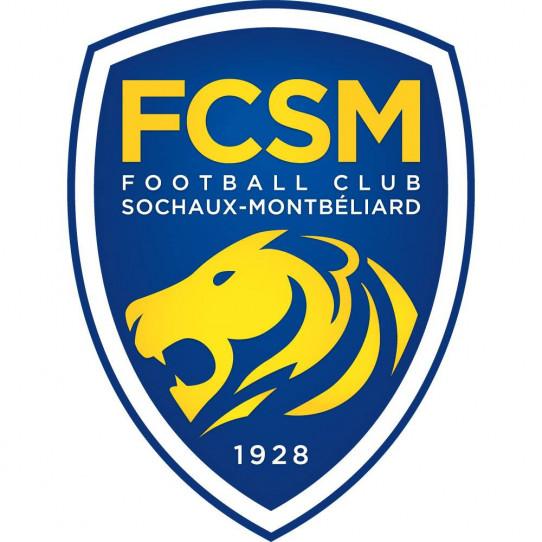 Stickers FC SOCHAUX MONTBELIARD