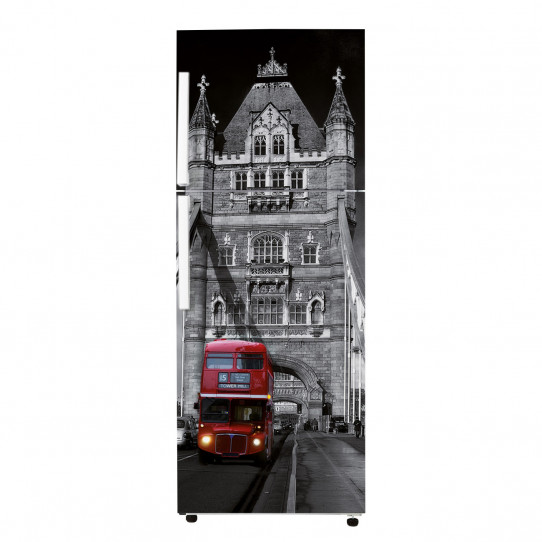Stickers Frigo - Bus Londres 2