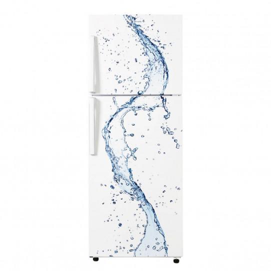 Stickers Frigo - Gouttes d'eau 3