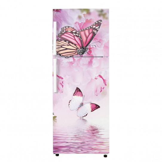 Stickers Frigo - Papillon 3