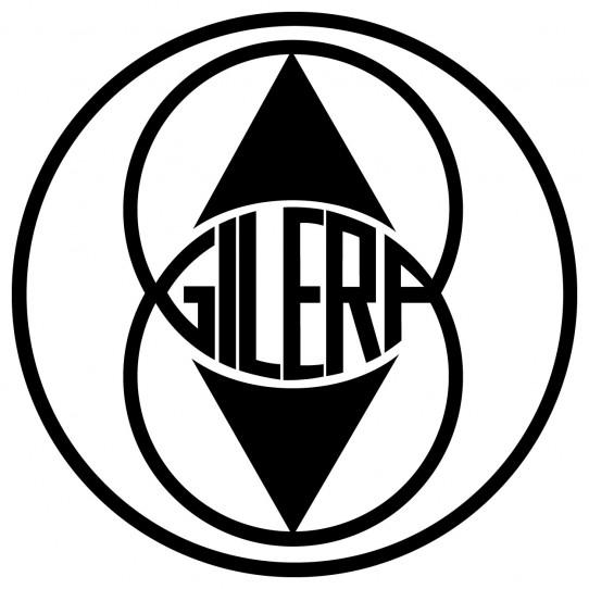 Stickers gilera 175 regolarita