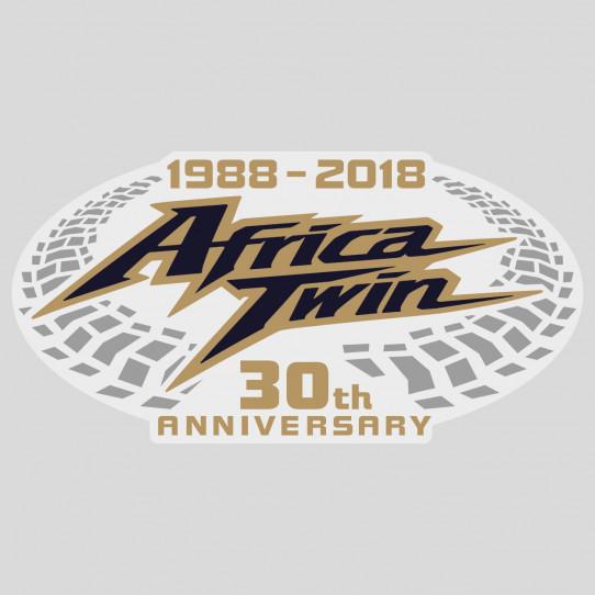 Stickers honda africa twin 30ème anniversaire