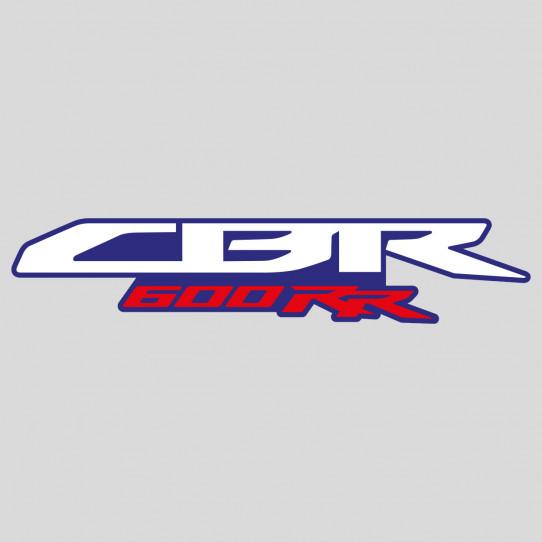 Stickers honda CBR 600RR
