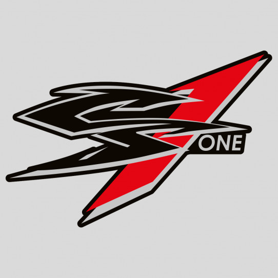 Stickers honda CS one