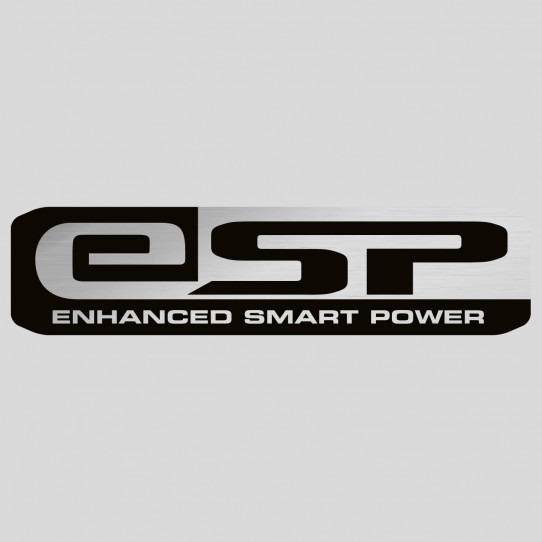 Stickers honda ESP enhanced smart power
