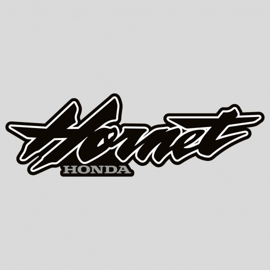 Stickers honda hornet