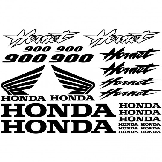 Stickers Honda Hornet 900