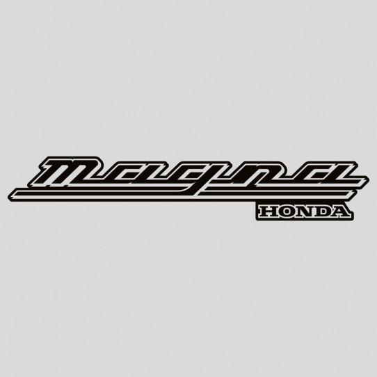 Stickers honda magna