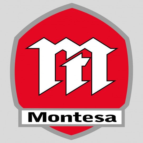 Stickers honda montesa