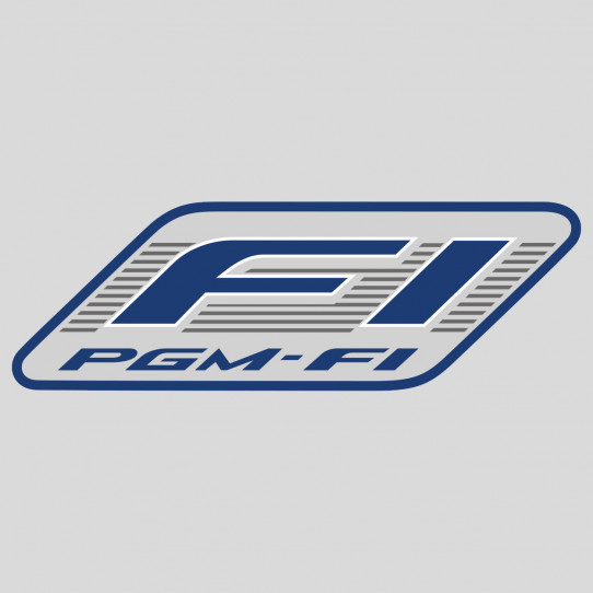 Stickers honda PGM-FI