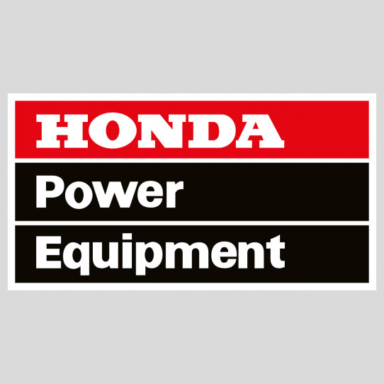Stickers honda power equipment