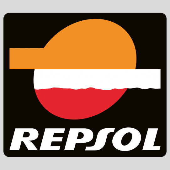 Stickers honda repsol