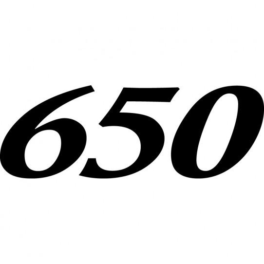 Stickers honda transalp 650