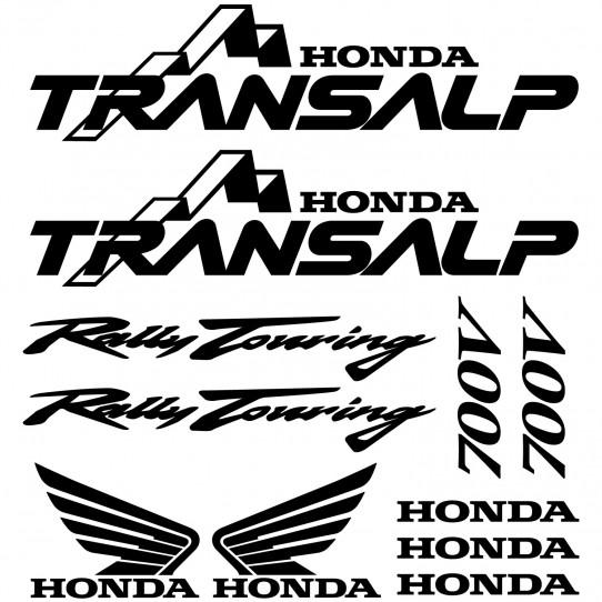 Stickers Honda Transalp 700v