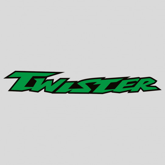 Stickers honda twister