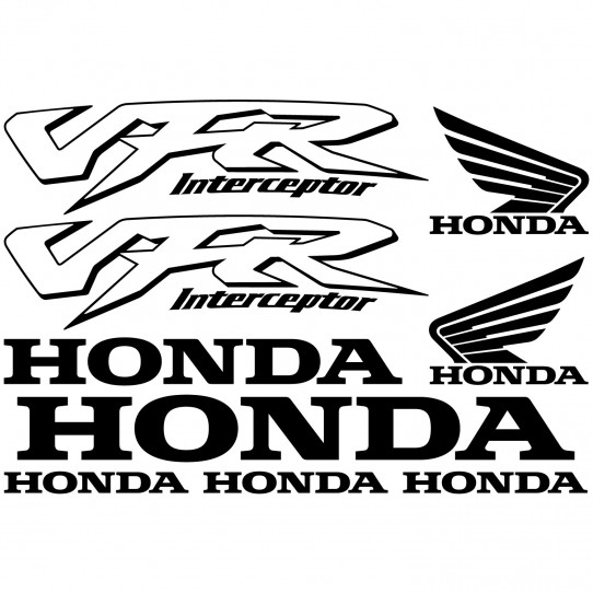 Stickers Honda vfr interceptor