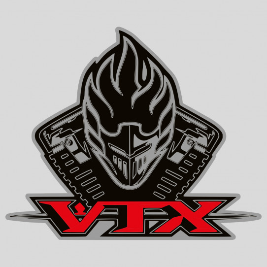 Stickers honda VTX