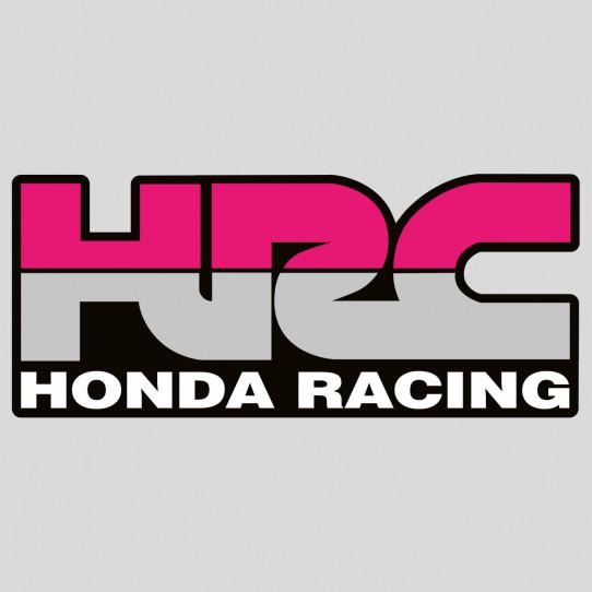 Stickers hrc honda racing