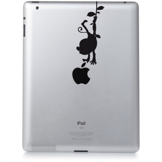 Stickers ipad 2 singe