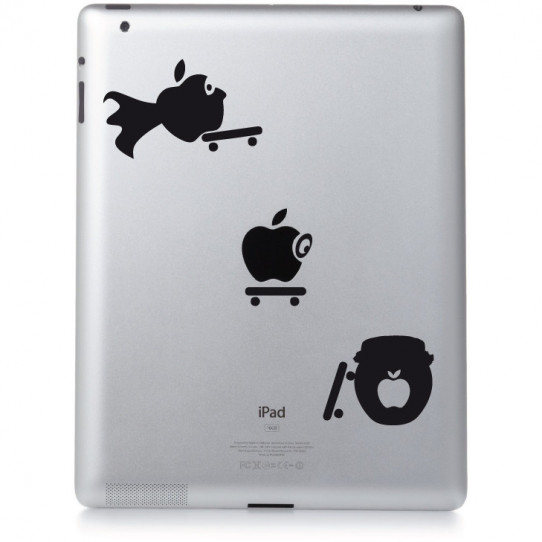 Stickers ipad 2 skate