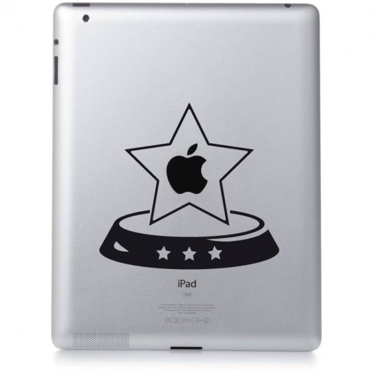 Stickers ipad 2 stars