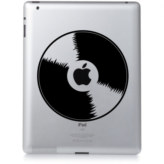 Stickers ipad 2 vinyl