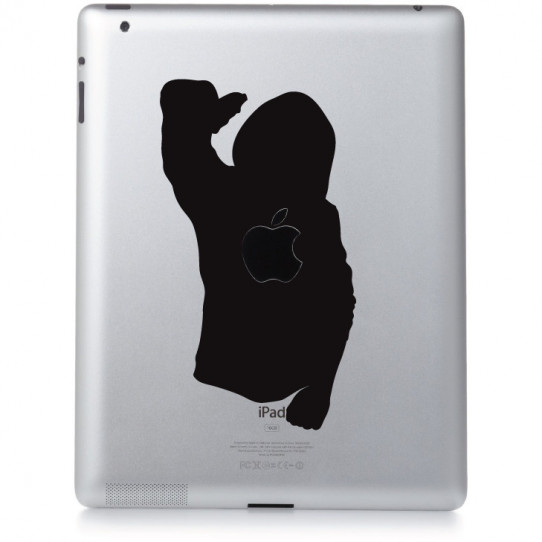 Stickers ipad 2 yeah