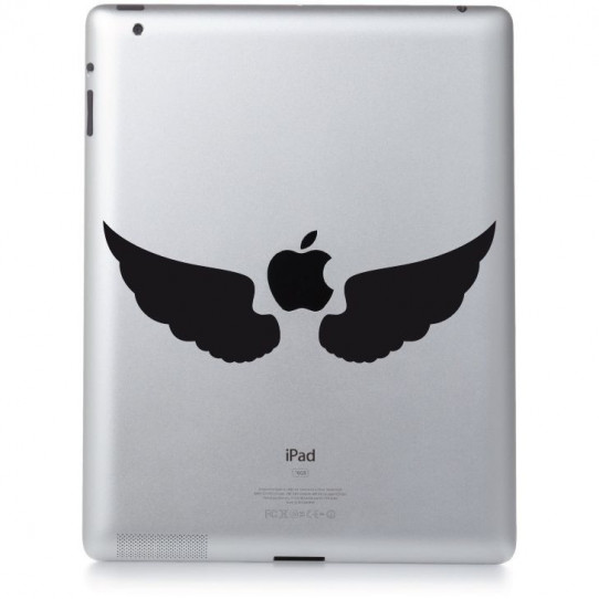 Stickers ipad 3 angel