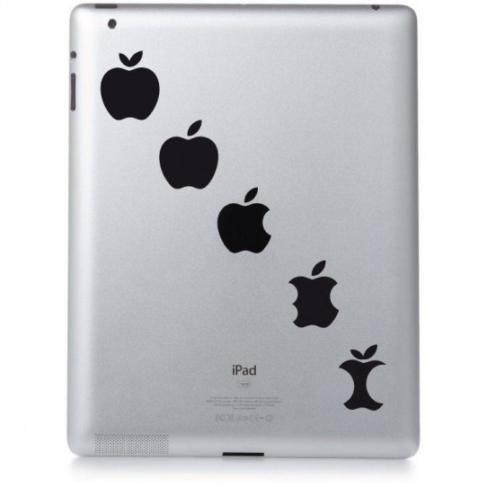 Stickers ipad 3 apple