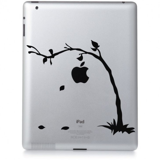 Stickers ipad 3 arbre