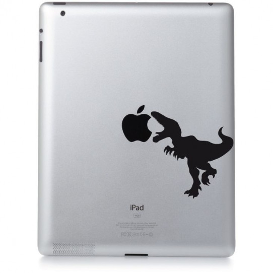 Stickers ipad 3 dinosaure