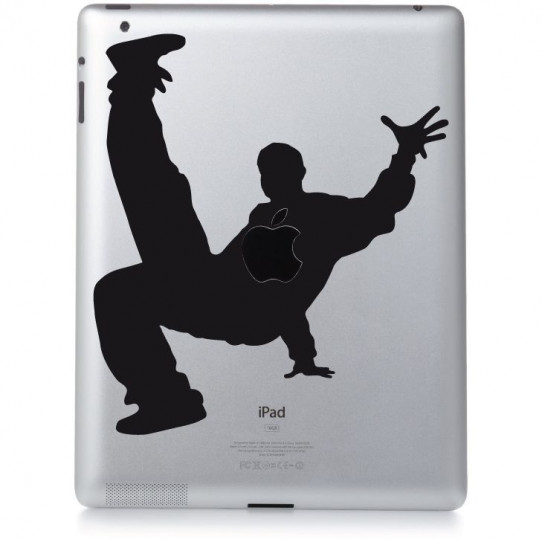 Stickers ipad 3 hip hop