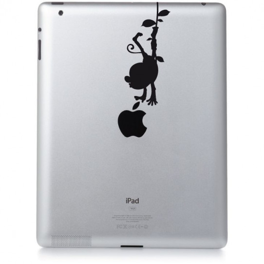 Stickers ipad 3 singe