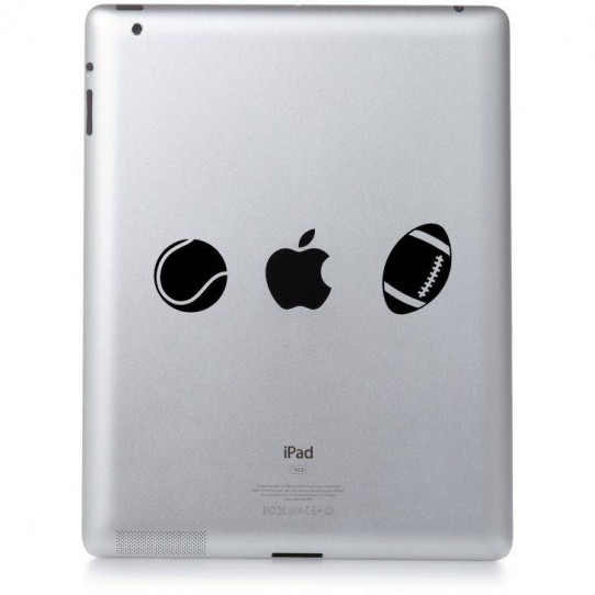 Stickers ipad 3 sport
