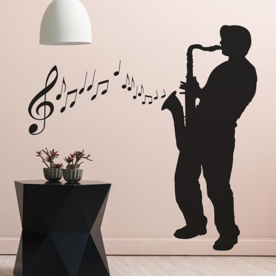 Stickers Jazzman