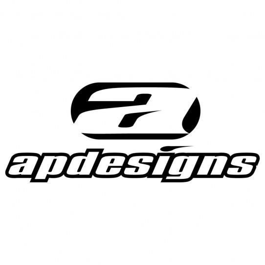Stickers jet ski ap designs