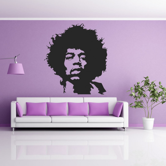 Stickers jimmy hendrix