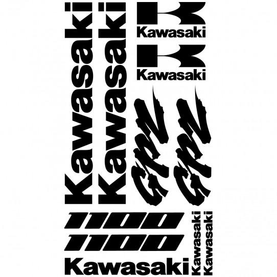 Stickers Kawasaki GPZ 1100