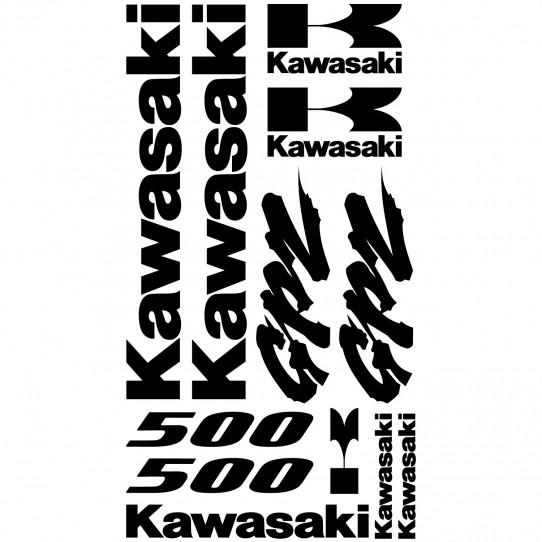 Stickers Kawasaki GPZ 500