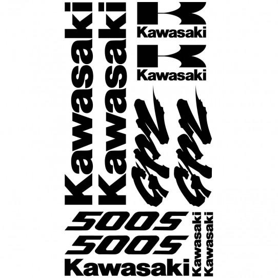 Stickers Kawasaki GPZ 500s