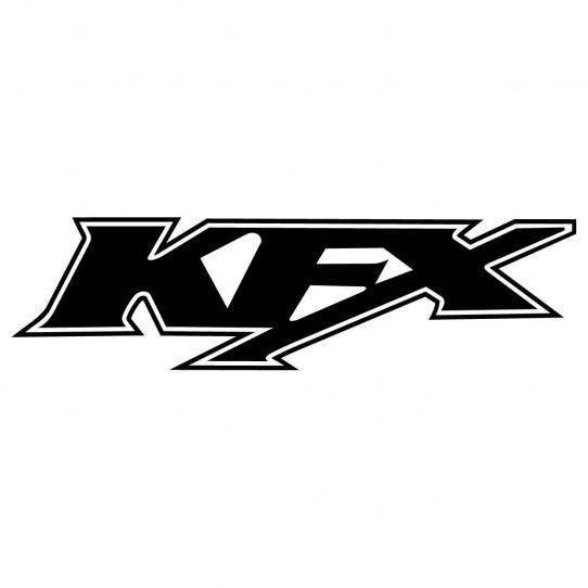 Stickers kawasaki kfx