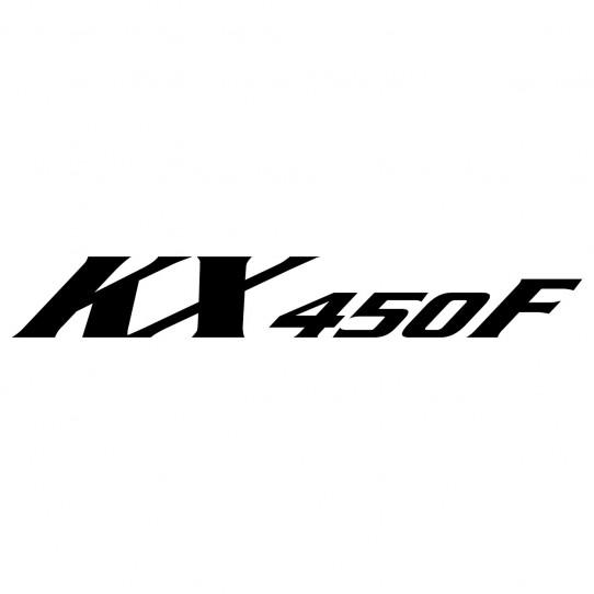 Stickers kawasaki KX 450F