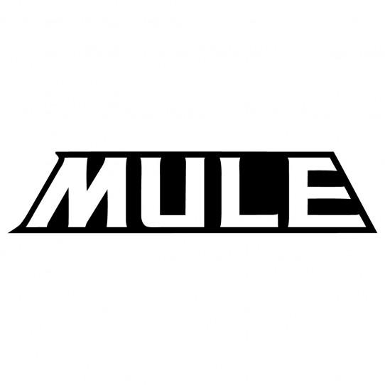 Stickers kawasaki mule